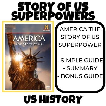 The Story of US-Superpower History Channel Episode 11