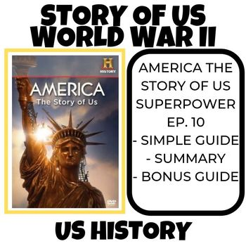 America, The Story of US-World War II Episode 10 History Channel