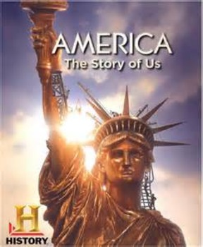 America:  The Story of Us - Disc One - Episode 1 - Movie G