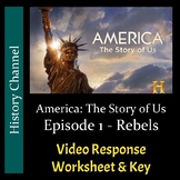 America The Story of Us - Episode 1: Rebels - Video Worksh