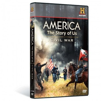 """America: The Story of Us Episode 5 """"Civil War"""" Teacher viewing notes"""