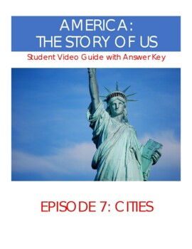 America the story of us worksheet episode 3