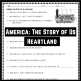 America: The Story of Us - Heartland Movie Questions