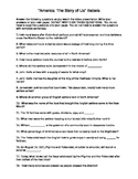 America: The Story of Us-Rebels Video Questions with Answer Key
