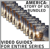 America: The Story of Us Video Guide Collection - Entire S