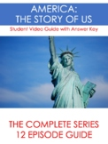 America The Story of Us - Video Guides (The Complete Series)