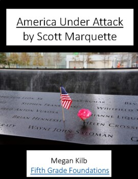 America Under Attack by Scott Marquette reading guide