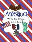 America Write the Room