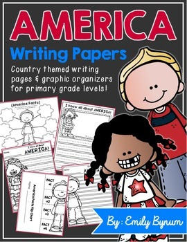 America Writing Papers (A Country Study!)