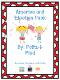 America and Election Pack