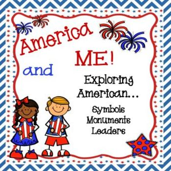 America and Me: A Study on American Symbols, Monuments, and Leaders
