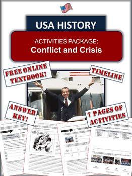 America During the 1970s and 1980s - Nixon, Oil Crisis, Reagan and More!