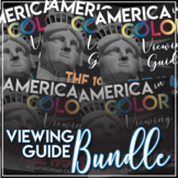 America in COLOR Viewing Guide for all 5 Videos the Smithsonian