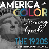 America in COLOR Viewing Guide the 1920s the Roaring Twenties Smithsonian
