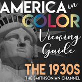 America in COLOR Viewing Guide the 1930s the Great Depression Smithsonian