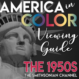 America in COLOR Viewing Guide the 1950s Smithsonian