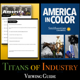 America in Color - Titans of Industry Viewing Guide - Dist