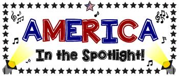 America in Spotlight Banner