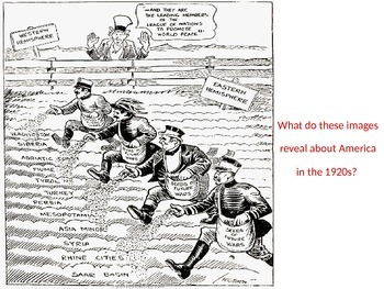America in the 1920's PowerPoint