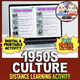 America in the 1950's | Fifties Culture | Distance Learnin