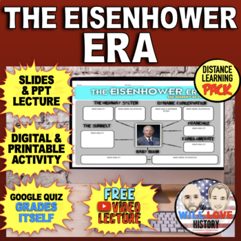 America in the 1950's: The Eisenhower Era Bundle