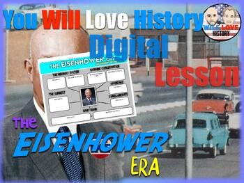 America in the 1950's: The Eisenhower Era Digital Activity