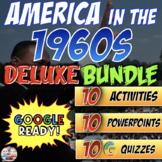 America in the 1960's Deluxe Bundle