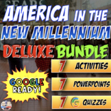 America in the New Millennium   Distance Learning Deluxe Bundle