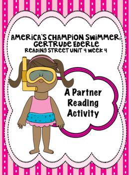 America's Champion Swimmer Reading Street 3rd Grade Unit 4