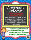 America's Holidays: Understanding Why We Celebrate Our Nation's Holidays