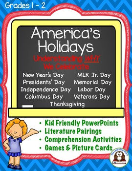 America's Holidays: Understanding Why We Celebrate Our Nat