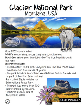 America's National Parks nonfiction book, writing, QR codes