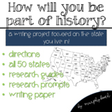 America's Next History Makers! A Writing Guide to make his