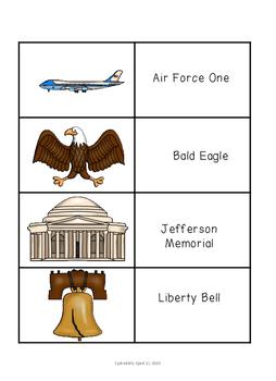 America's Symbols Activity Pack