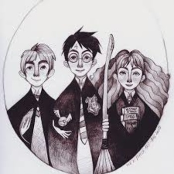 "America's Top Writer Wrting ""Harry Potter"""