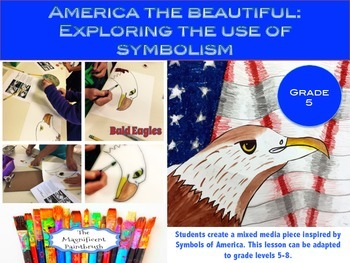 America the Beautiful: Exploring the Use of Symbolism