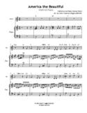 America the Beautiful (Violin & Piano)