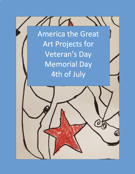 America the Great: Art Projects for Veteran's Day, Memoria