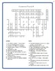 America the Story of US Episode 11 Crossword Puzzle Worksheets