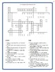 America the Story of US Episode 7 Crossword Puzzle Worksheets