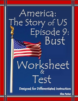 America the Story of US Episode 9 Quiz and Worksheet
