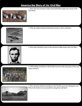 America the Story of Us: Civil War