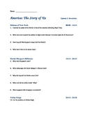 """America the Story of Us - Episode 2: """"Revolution"""" Viewing Guide"""