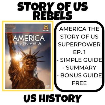 Story of US- Rebels History Channel (Episode 1) FREE