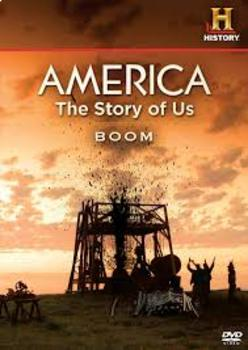 America the Story of us Boom