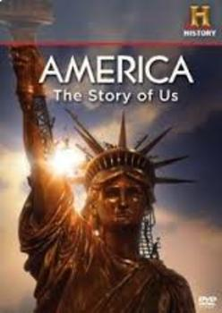 America the Story of us Bust