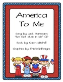 America to Me - Songbook for Jack Hartmann's song