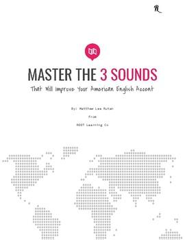 American Accent Sound Guide