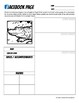 American Alligator -- 10 Resources -- Coloring Pages, Read