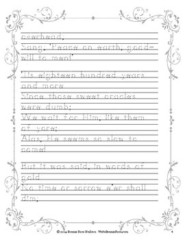American Authors Copywork: James Russell Lowell